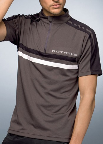 Rotwild Diagonal Stripe Jersey