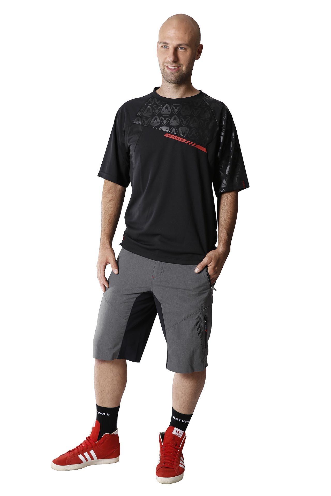 Rotwild RCD Shirt black