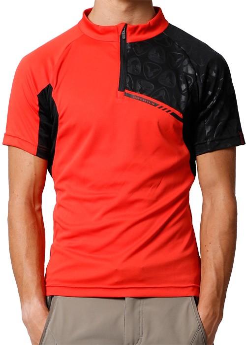 Rotwild RCD Shortsleeve Jersey black/red