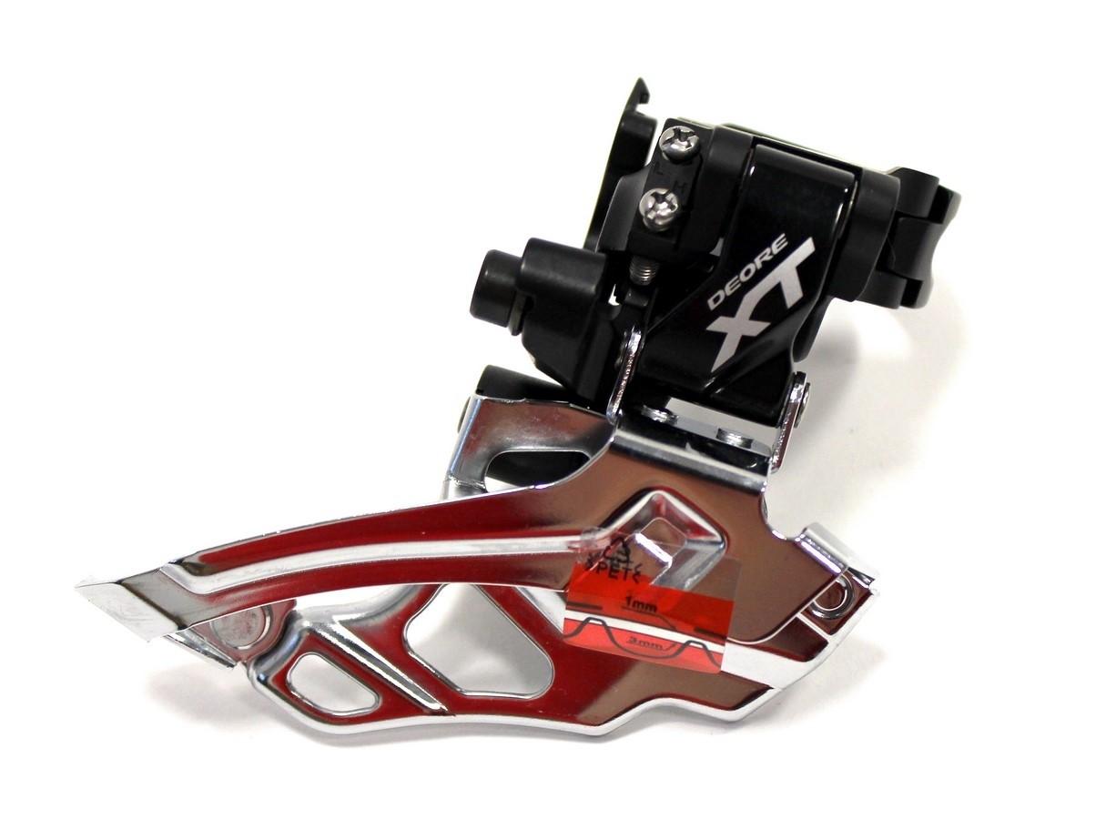 Shimano XT Umwerfer FD-M786 Down Swing 2x10