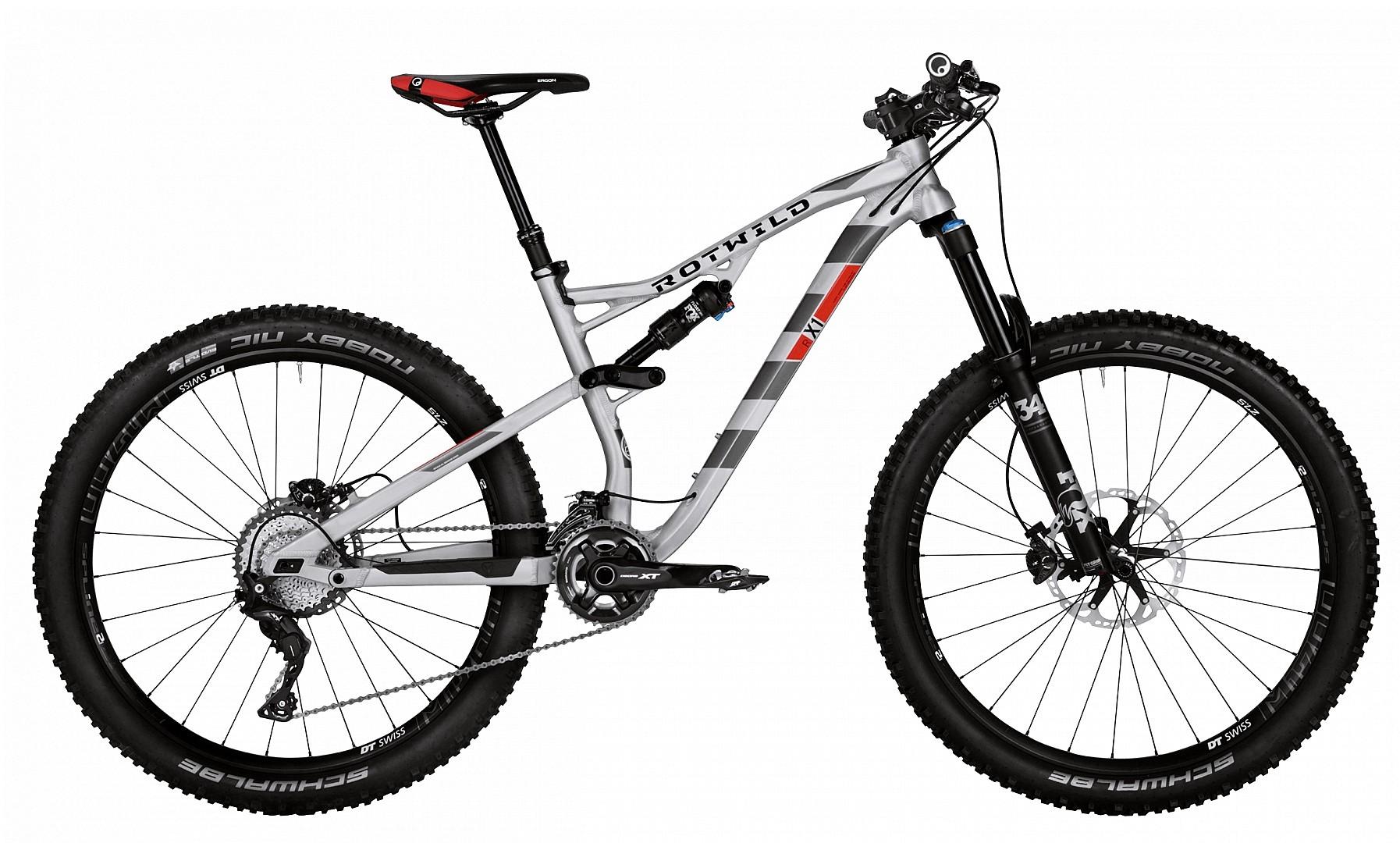 X1 FS 29 Pro alu raw