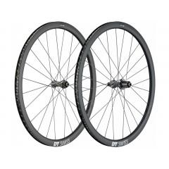 DT Swiss PRC 1400 SPLINE® DB 35 Road Laufradsatz
