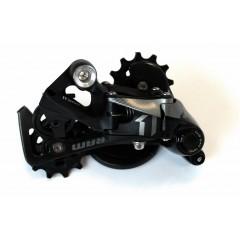 SRAM X01 Schaltwerk schwarz 11-fach Type 2
