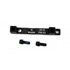"Magura Adapter QM 42, 203 mm PM 6"""
