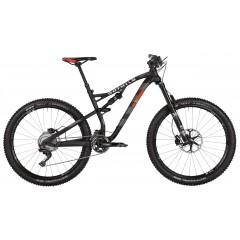 X1 FS 27.5 Pro schwarz-matt