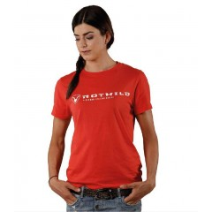 Rotwild Functional Tee, hot red