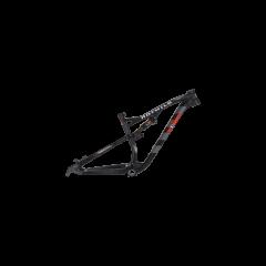 X1 FS 27.5 Frameset schwarz-matt