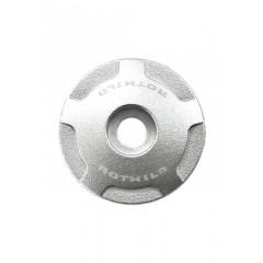 ROTWILD CNC AHEAD CAP SILVER