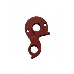 Schaltauge für 10 mm Steckachse für R.R1 / R.R2 / R.C1 / R.C2 / R.X1 / R.X2 / R.E1 / RED Three