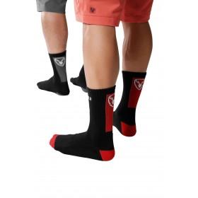 Rotwild Socke high rot