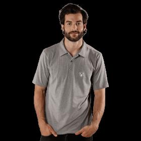 Rotwild Functional Polo Shirt, grey melange