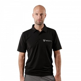 Rotwild Functional Polo Shirt, schwarz